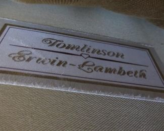 TOMILSON ERWIN-LAMBETH  AMAZING CUSTOM SOFAS