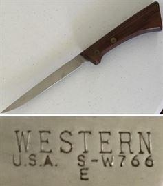 Western Filet Knife