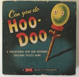 Old Hoo-Doo Game