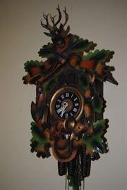 German Cuckoo Clock -