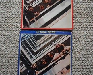 Beatles Double Album sets - 1962-1966 and 1967-1970
