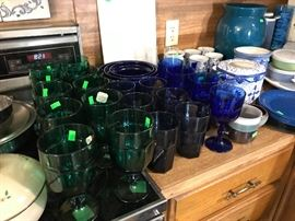 Libbey Glassware (never used)