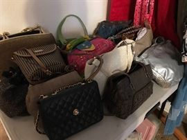 So MANY Purses