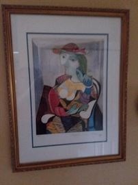Collection Domaine Picasso Seated Woman $425