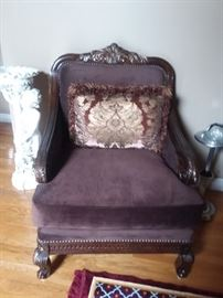 Living Rm Chair