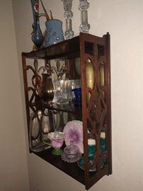 Cutest little wall shelf in prestige condition
