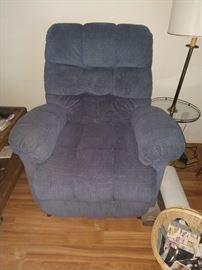 Mechanical comfy recliner!