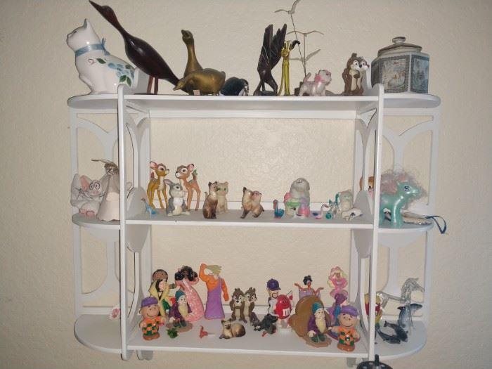 Shelf itself is adorable