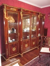 Stunning Italian & French Inlaid Furnishings