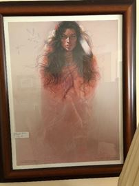 Signed and numbered Ozz Franca  373/3600