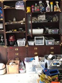 Garage stuff