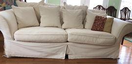 Over sized sofa!