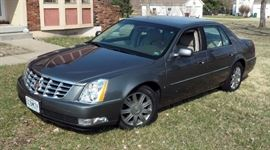 2006 Cadillac DTS Passenger Car, Odometer Reads, 29,901, VIN # 1G6KD57Y56U124940