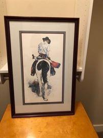 Karen Rae Cowboy Prints