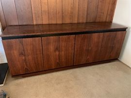 Stereo cabinet mid century modern