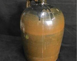 H001 Beehive Salt Glazed Jug Vintage