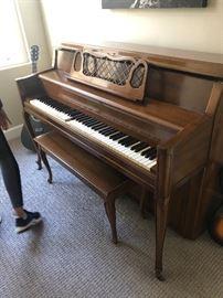 Kimball piano - needs work