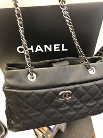 "Chanel ""Petit Shopping"" purse"