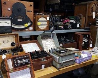meters, telegraph and more