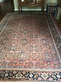 Hand Knotted Rug - India
