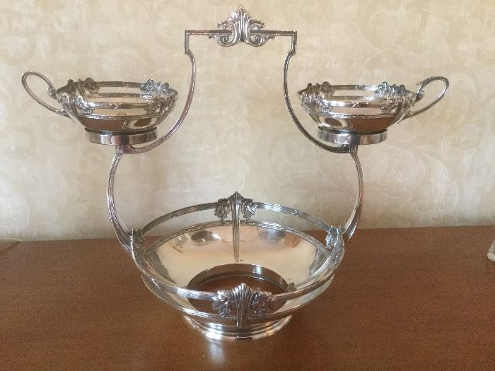 French epergne