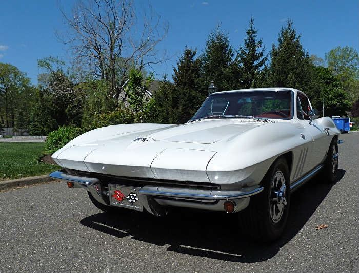 1965 corvette barn find all original 327 Ci powerglide transmission original ,paint ,drivetrain interior
