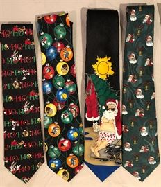 Christmas ties