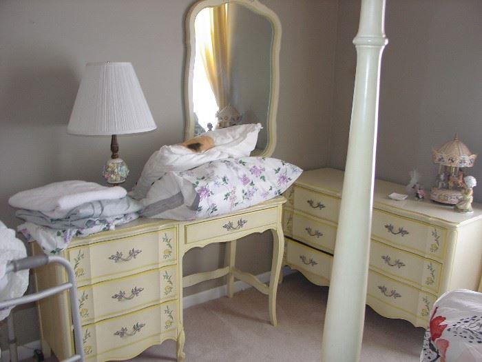 Dixie Vintage Bedroom furniture