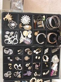 Jewelry- including Sterling & gold