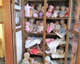 Dolls & more Dolls...Wow...