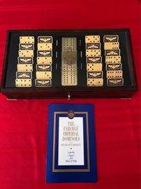 Faberge Imperial Dominoes