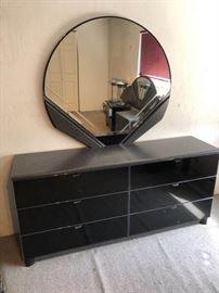 Modern Six Drawer Dresser