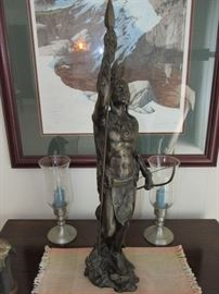 Native American Bronze