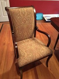 DR chairs