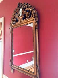 Mirror, DR