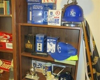 ROYALS  AND CARDINALS MEMORABILIA