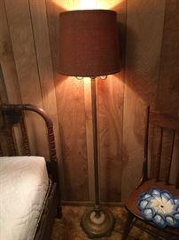 Metal Vintage Floor Lamp