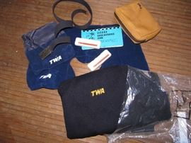 TWA airlines collectibles
