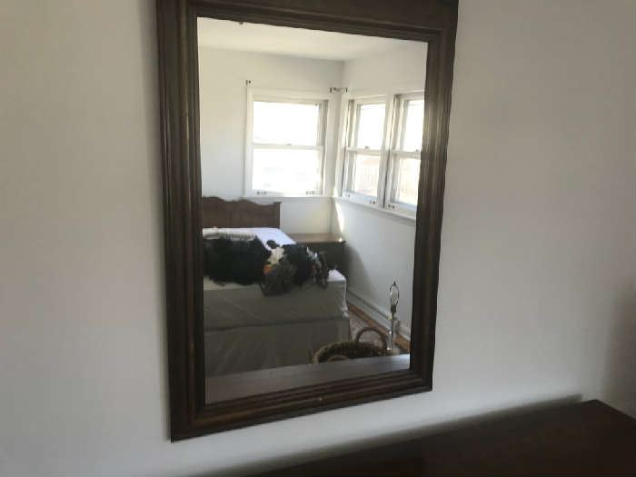 Mirror for Baker bedroom set