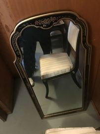 Mirror for office set