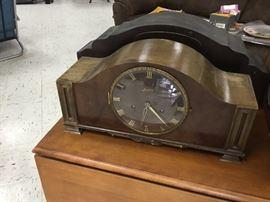 Junghans mantle clock - works