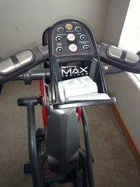 Bow flex max trainer.