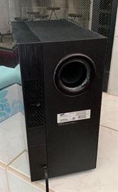 SAMSUNG Wireless Sound-bar w/ Subwoofer HW-HM45c