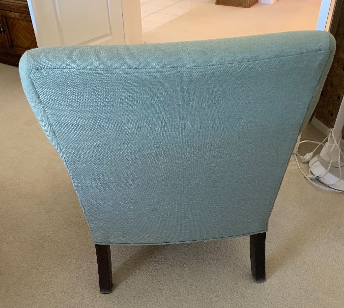 Heritage Home Contemporary Arm Chair34x28x35inHxWxD