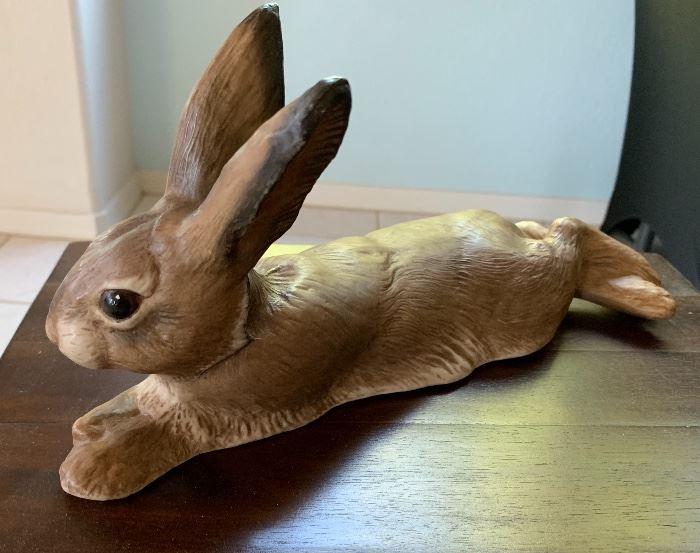 Wencel Porcelain Rabbit