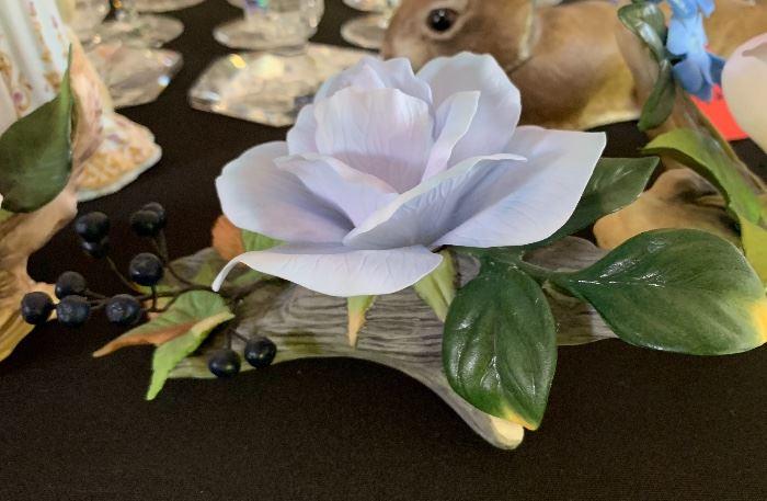Boehm studios Peace Rose