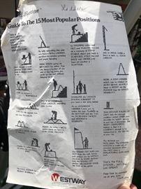 Westway Multi Purpose Alum Step Folding Scaffold Ladder 16 Ft