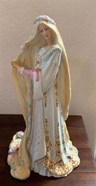 Lenox Rapunzel Porcelain Princess