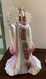 Lenox Snow Queen Porcelain Princess