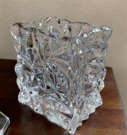 Rosenthal studio linie Crystal Vase